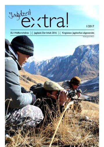 Jagdzeit Extra 1/2017