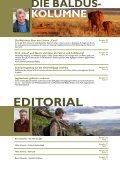 Jagdzeit Extra Inhaltsverzeichnis 2016 - Seite 7