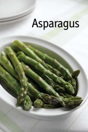 Asparagus - Gold Coast Region