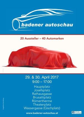 Motor Krone - Badener Autshow_2017.04.20