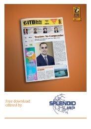 ITB Berlin News - Day 4