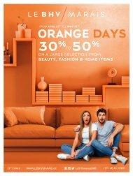 Catalog orange days online