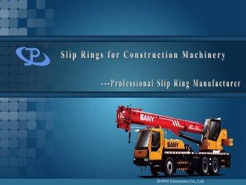 Engineering Machinery Slip Ring