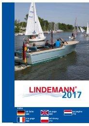 Lindemann Katalog 2017