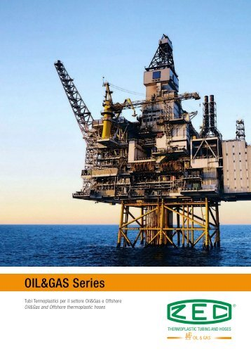 Oil&Gas and Offshore thermoplastic hoses