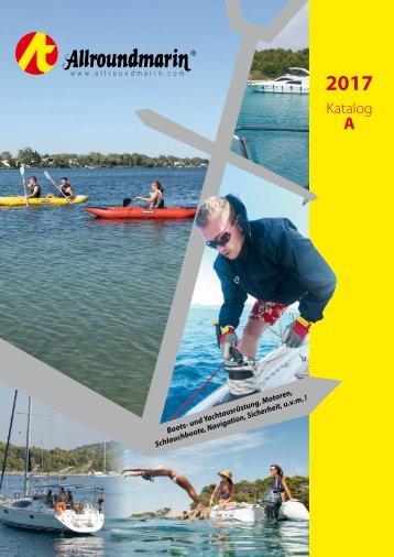 Allroundmarin Katalog A 2017