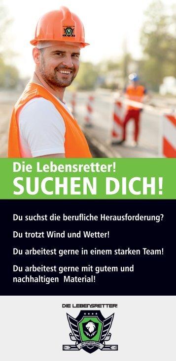Kampagne Wir suchen Dich!