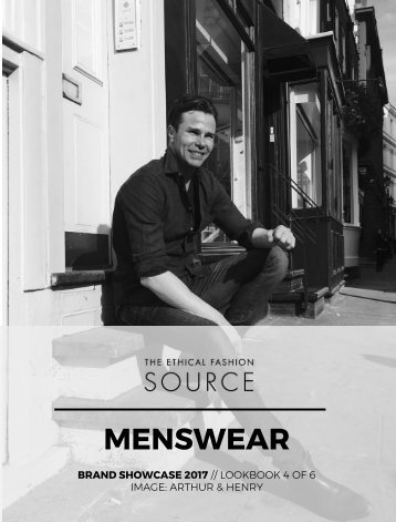 Brand Showcase 2017: Menswear