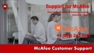 How to fix McAfee Initializing Updater Interface Error