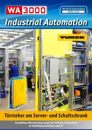 WA3000 Industrial Automation April 2017