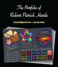 Robert Patrick Hartle's Portfolio April 2017