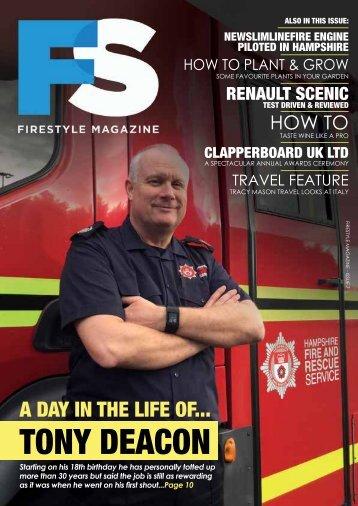 Firestyle Magazine: Issue 7 - Spring 2017