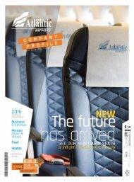 euroAtlantic airways Company Profile 2017