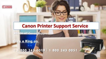 How to Fix Canon Printer Error code 5100 | 1800-243-0019 CANON SUPPORT