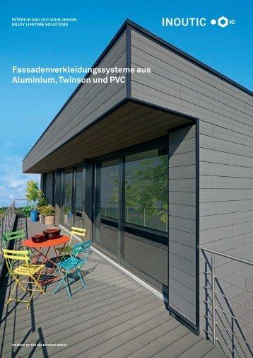 TWINSON Fassadensysteme