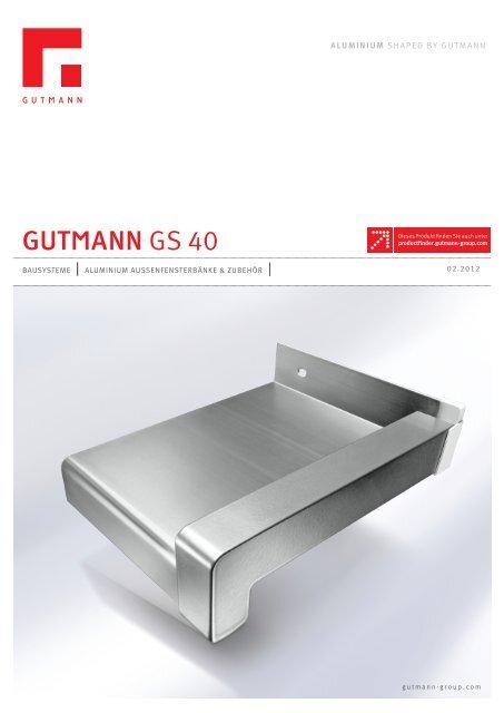 Fensterbank Gleitabschl/üsse 180 mm in Silber