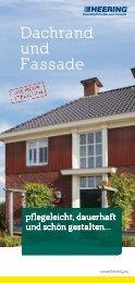 Heering Dachrand und Fassade