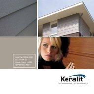 Heering Keralit Fassadenpaneele