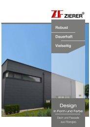 Zierer Fassadenverkleidungen