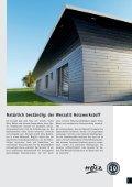 Werzalit Selekta und Siding Fassadenverkleidungen - Seite 3