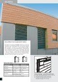 Werzalit Selekta und Siding Fassadenverkleidungen - Seite 6