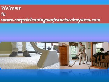 Professional Carpet Cleaning San Francisco