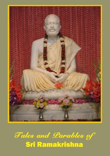 Tales and Parables of Sri Ramakrishna (English)
