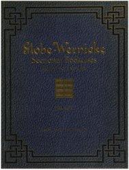 Globe Wernicke 1922