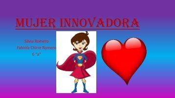 Mujer innovadora