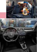 Suzuki SWIFT Fahrzeugprospekt - Page 4