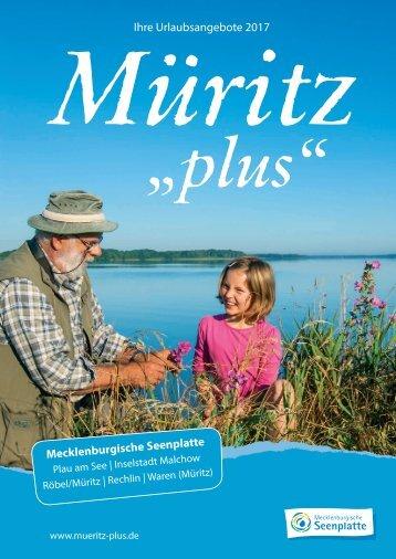 "Müritz ""plus"" 2017"