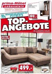 Prima Möbel Lobenstein: Top-Angebote im ganzen Haus