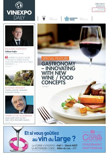 Vinexpo Daily - Preview