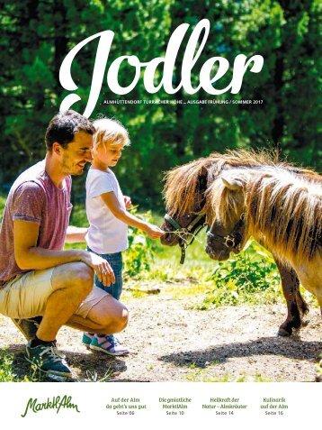 MarktlAlm Jodler Frühjahr/Sommer 2017