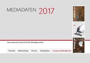 Mediadaten HEPHAISTOS 2017