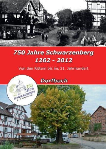 Dorfbuch Schwarzenberg