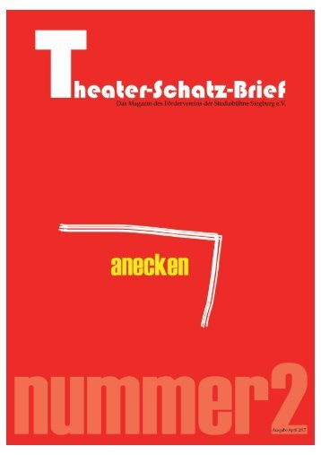 Theater-Schatz-Brief