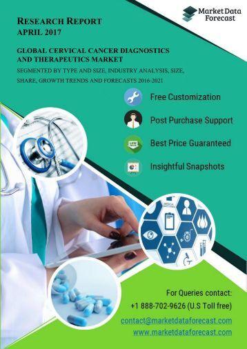 Cervical Cancer Diagnostics and Therapeutics Market
