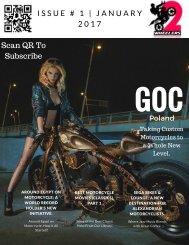 Two Wheelers Motorcycle Magazine | Issue#1 - January 2017