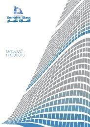 Emirates Glass | COMPANY PROFILE