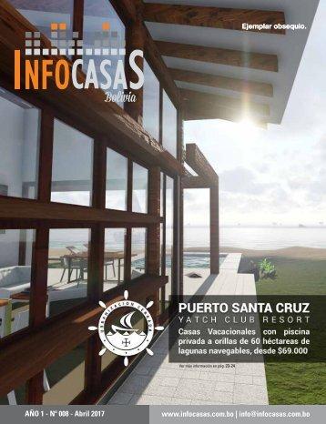 Revista InfoCasas Bolivia Abril 2017