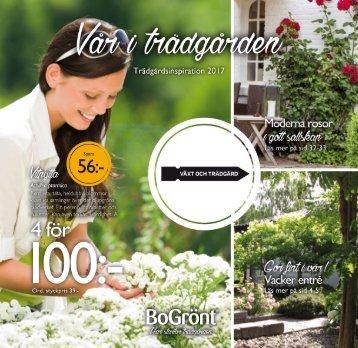 Bo Grönt - Växt och Trädgård
