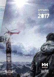 Helly Hansen Catalog-2017