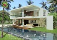 download NEW brochure with pricelist - mangosteen-suites.com
