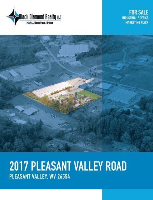 2017 Pleasant Valley Road Marketing Flyer