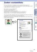 Sony NEX-3K - NEX-3K Guide pratique Néerlandais - Page 5