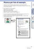 Sony NEX-3K - NEX-3K Guide pratique Italien - Page 5