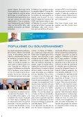 AUNS Bulletin - Mitglieder-Zeitschrift zur Schweizer Aussenpolitik, Neutralität, Europapolitik - Seite 4