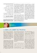 AUNS Bulletin - Mitglieder-Zeitschrift zur Schweizer Aussenpolitik, Neutralität, Europapolitik - Seite 6
