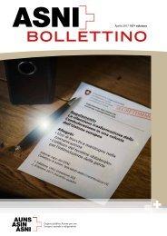 ASNI Bollettino